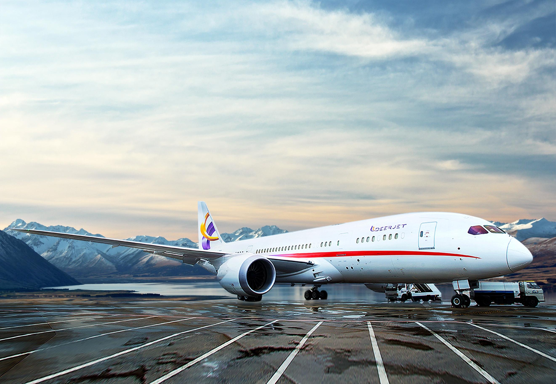 787 Dream Jet